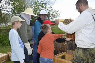 6. schůzka - u včel v Sudoměřicích